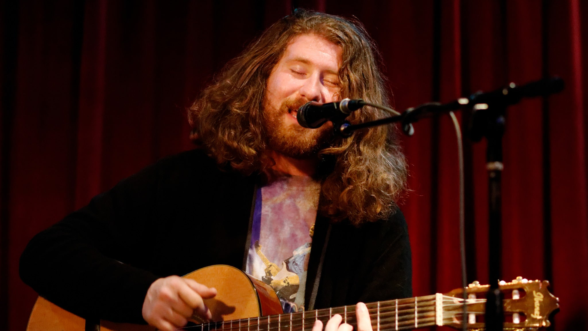 Casey Abrams at The Canyon