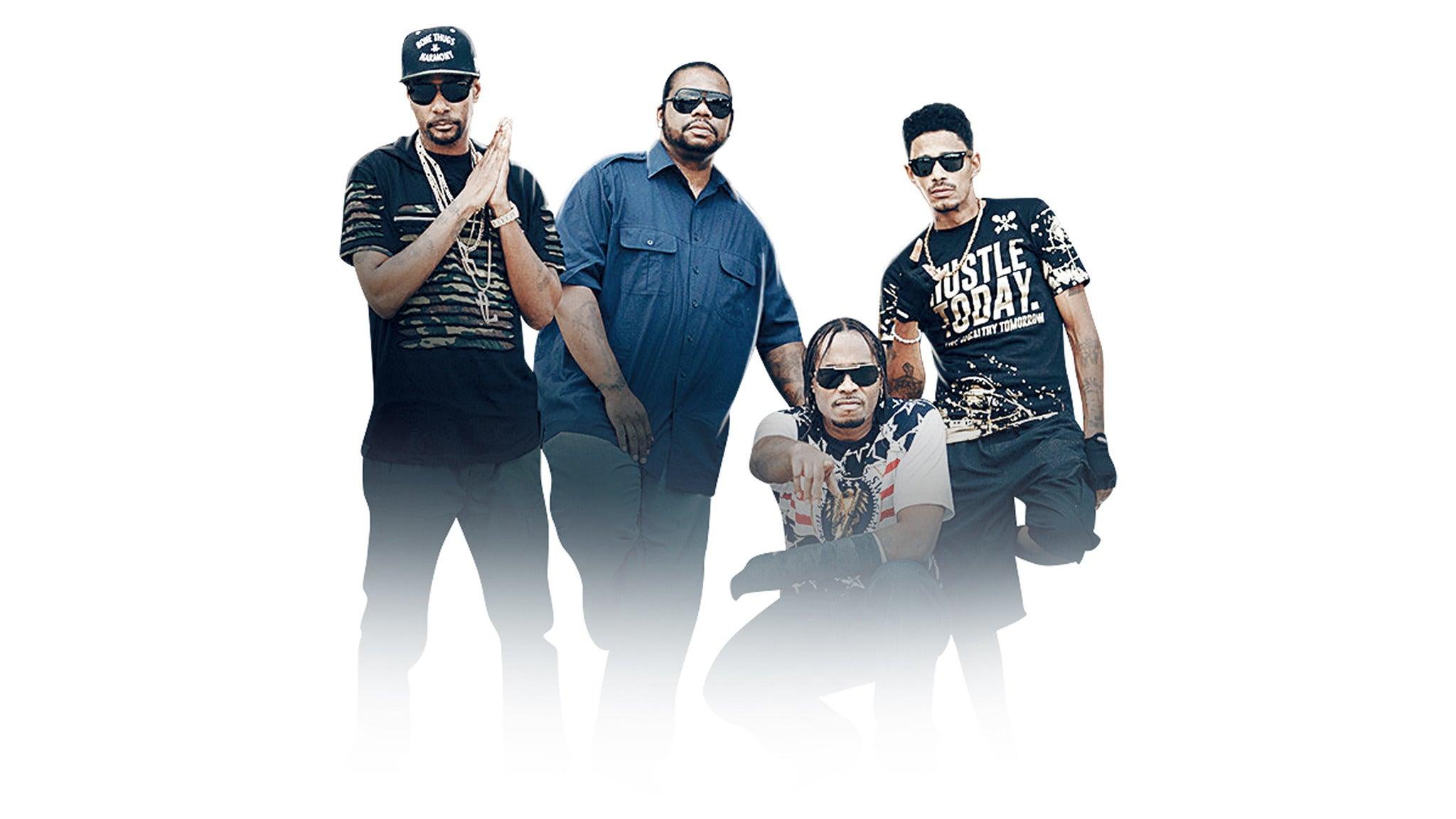 Bone Thugs N Harmony at College Street Music Hall