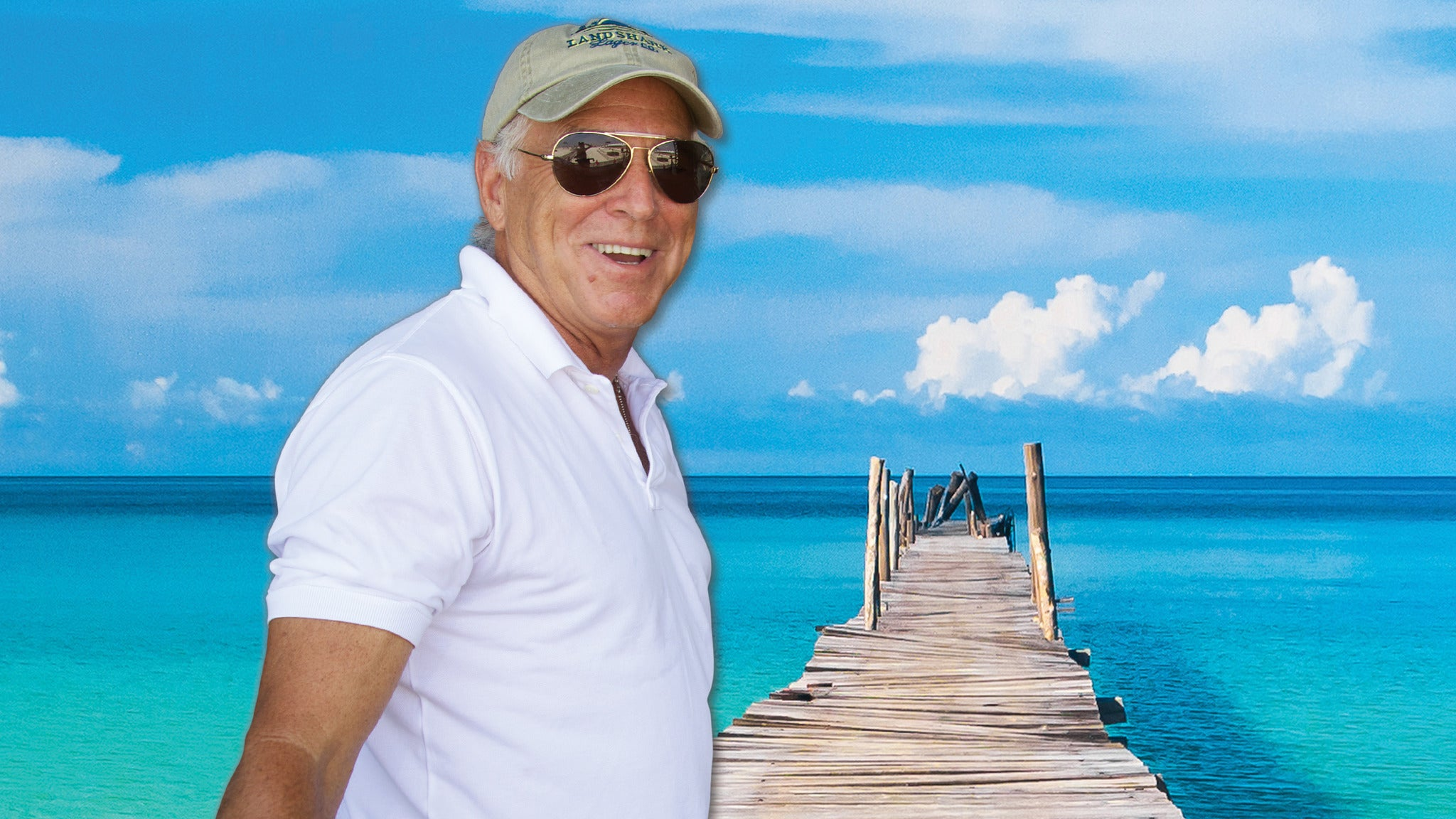 image for event Jimmy Buffett and The Coral Reefer Band and Boz Scaggs