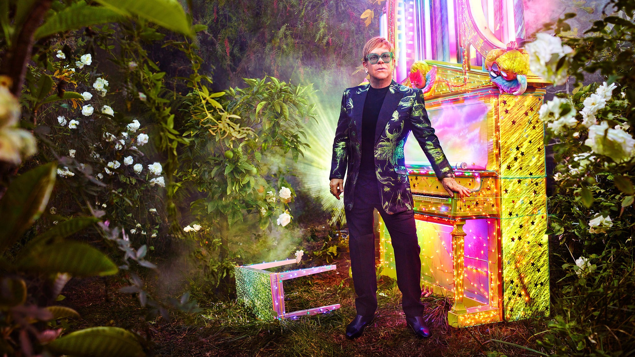 Elton John: Farewell Yellow Brick Road at Tacoma Dome