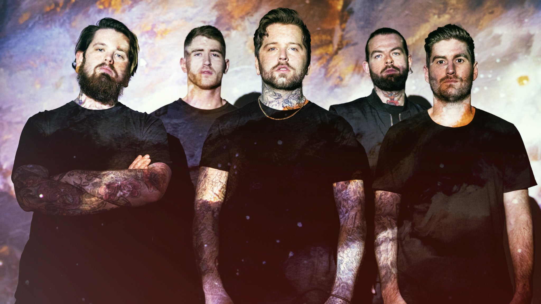 Bury Tomorrow tickets (Copyright © Ticketmaster)