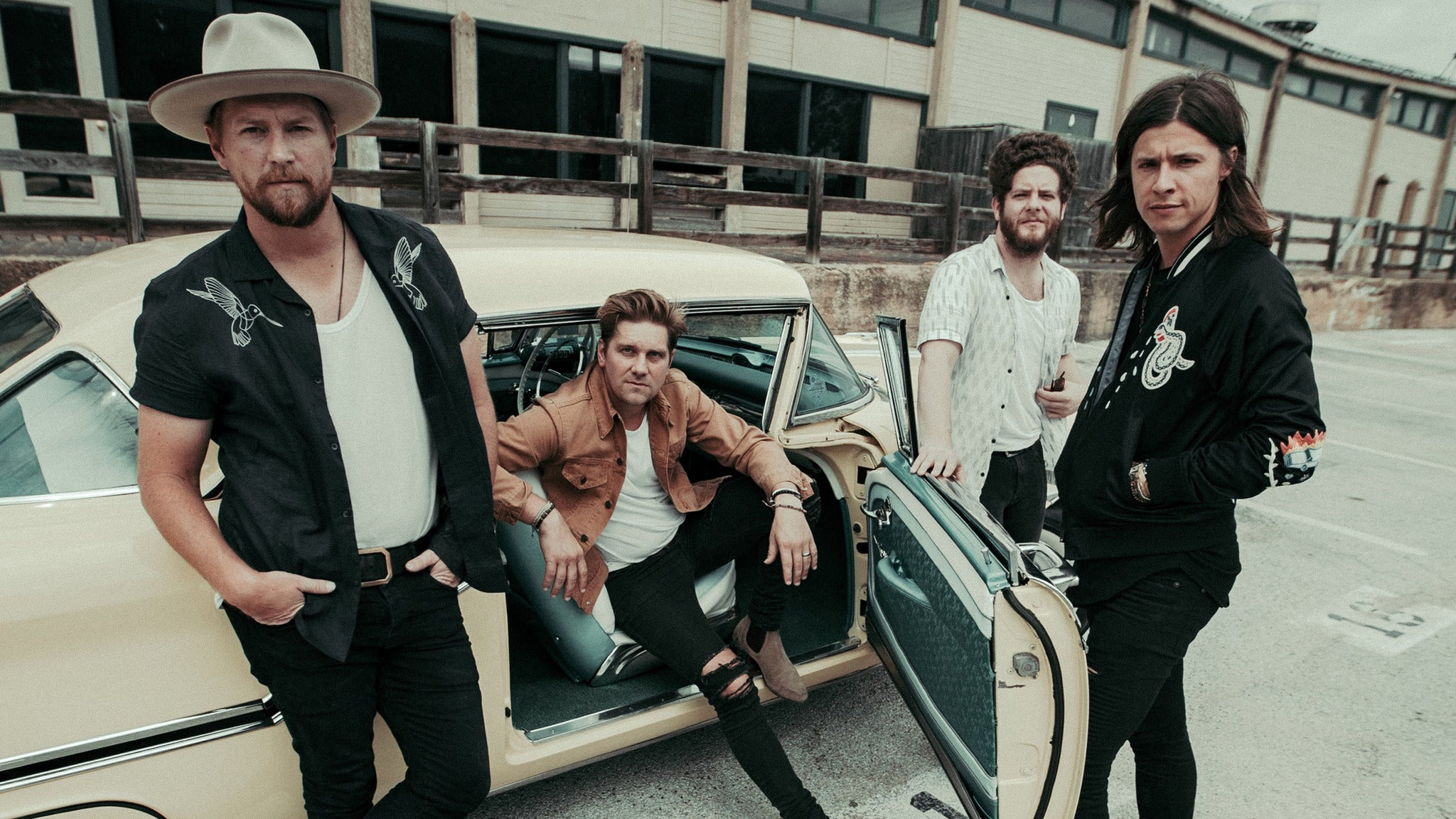 NEEDTOBREATHE - Upgrade Meet & Greet Packages