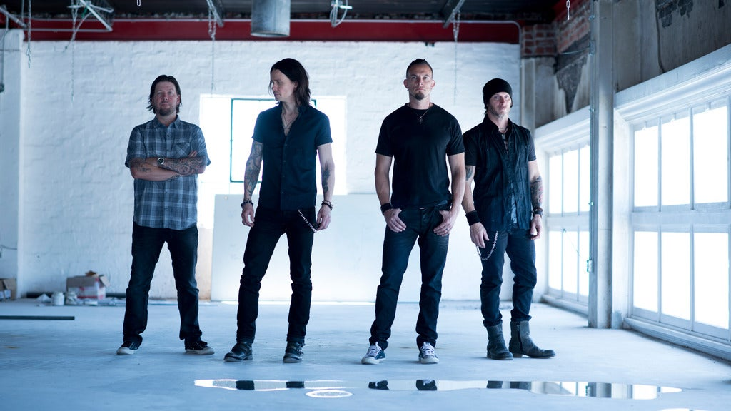 98.9 The Rock Presents- Alter Bridge - The Last Hero Tour