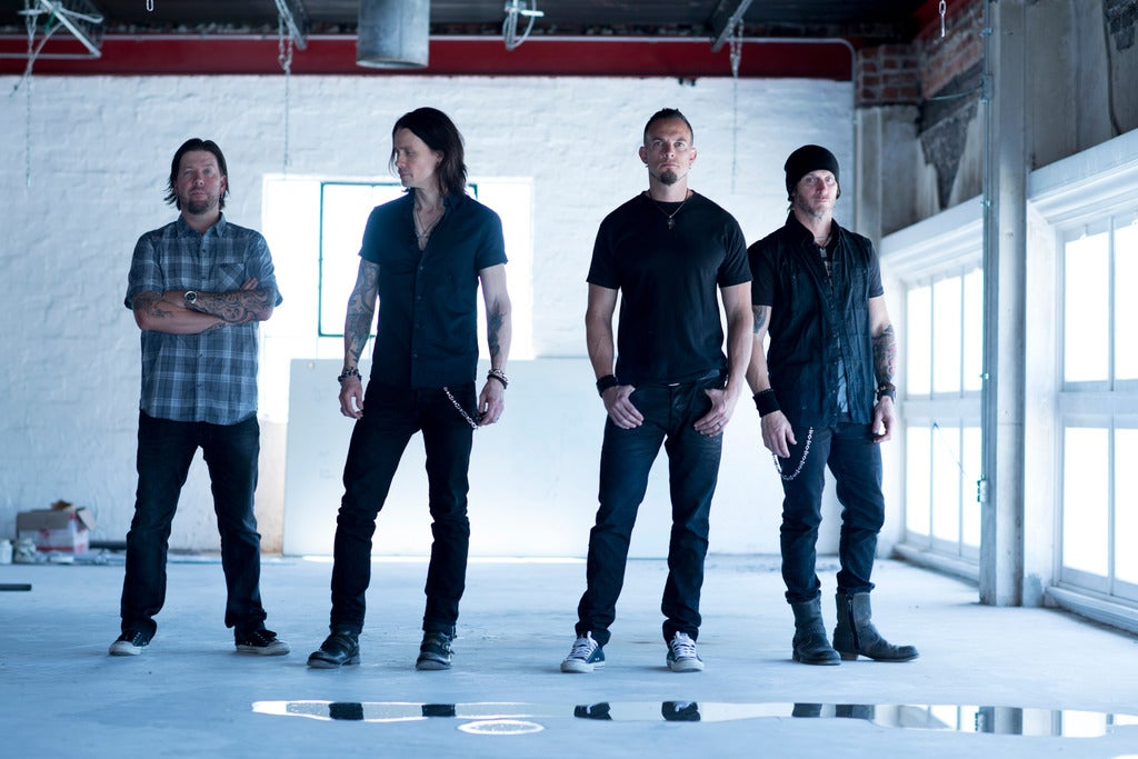 98.9 the Rock Presents- Alter Bridge - the Last Hero Tour   Kansas City, MO   VooDoo Lounge At Harrah's Casino North Kansas City   December 12, 2017