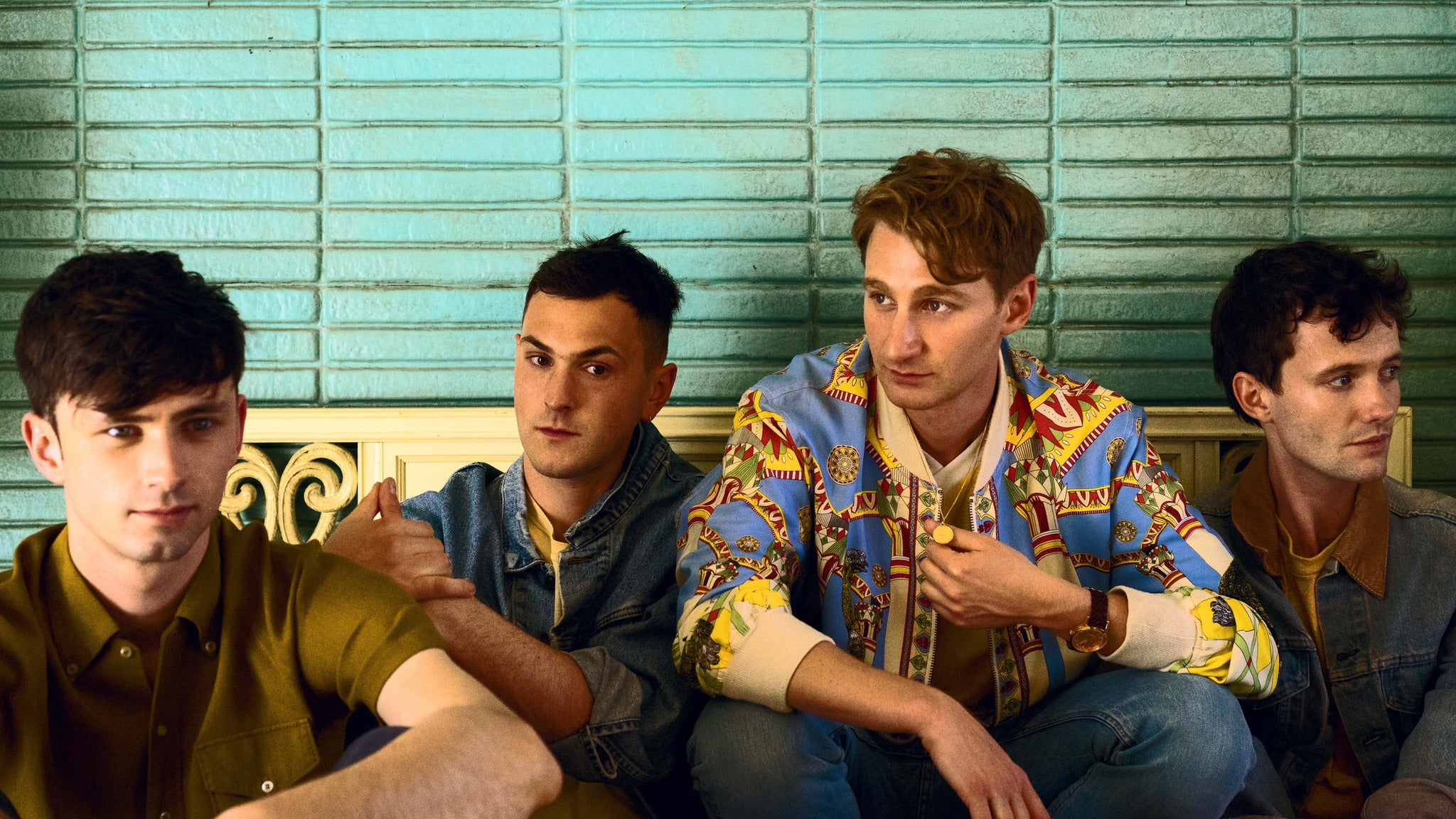 Glass Animals at Greek Theatre-U.C. Berkeley