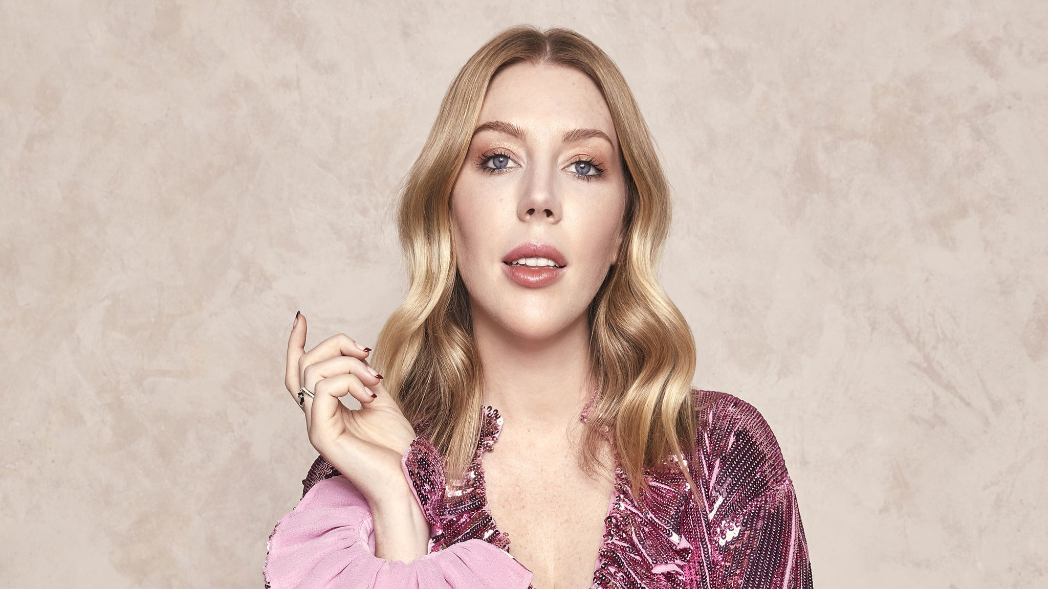 Katherine Ryan - Missus tickets (Copyright © Ticketmaster)