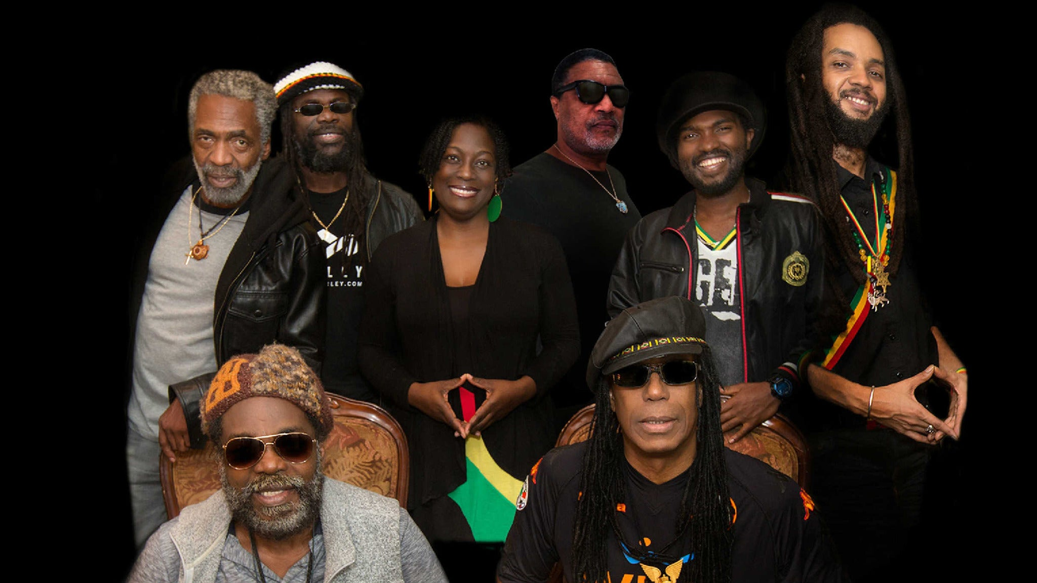 The Wailers at Gothic Theatre