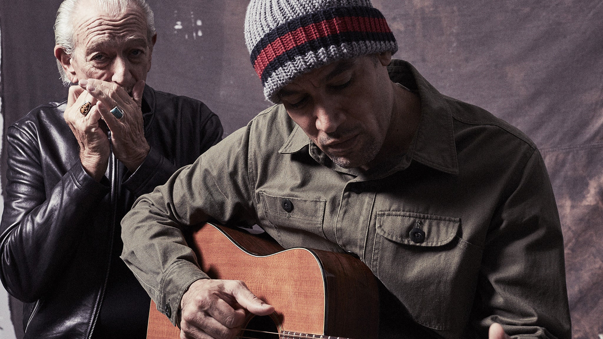 Ben Harper w/ Charlie Musselwhite at Belly Up Tavern