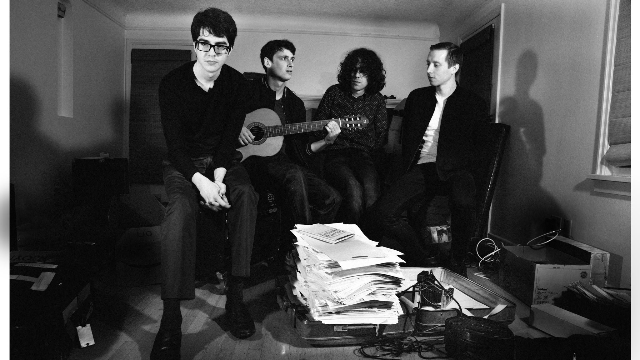 Car Seat Headrest at The Ritz