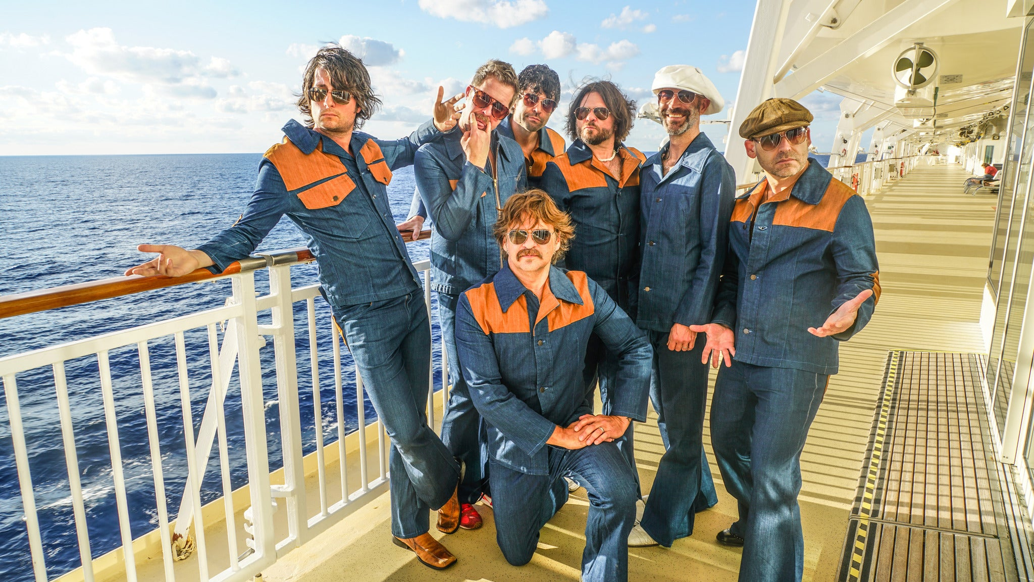 The Yacht Rock Halloween Spook-tacular at Buckhead Theatre