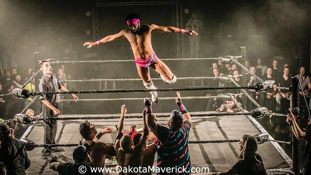 ECCW Wrestling