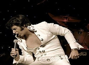 Frank Werth as the Elvis Sour Years w/ Michael Moore and the TCB Band