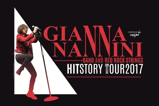 Gianna Nannini Seating Plans