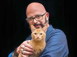 Jackson Galaxy - Total Cat Mojo Live