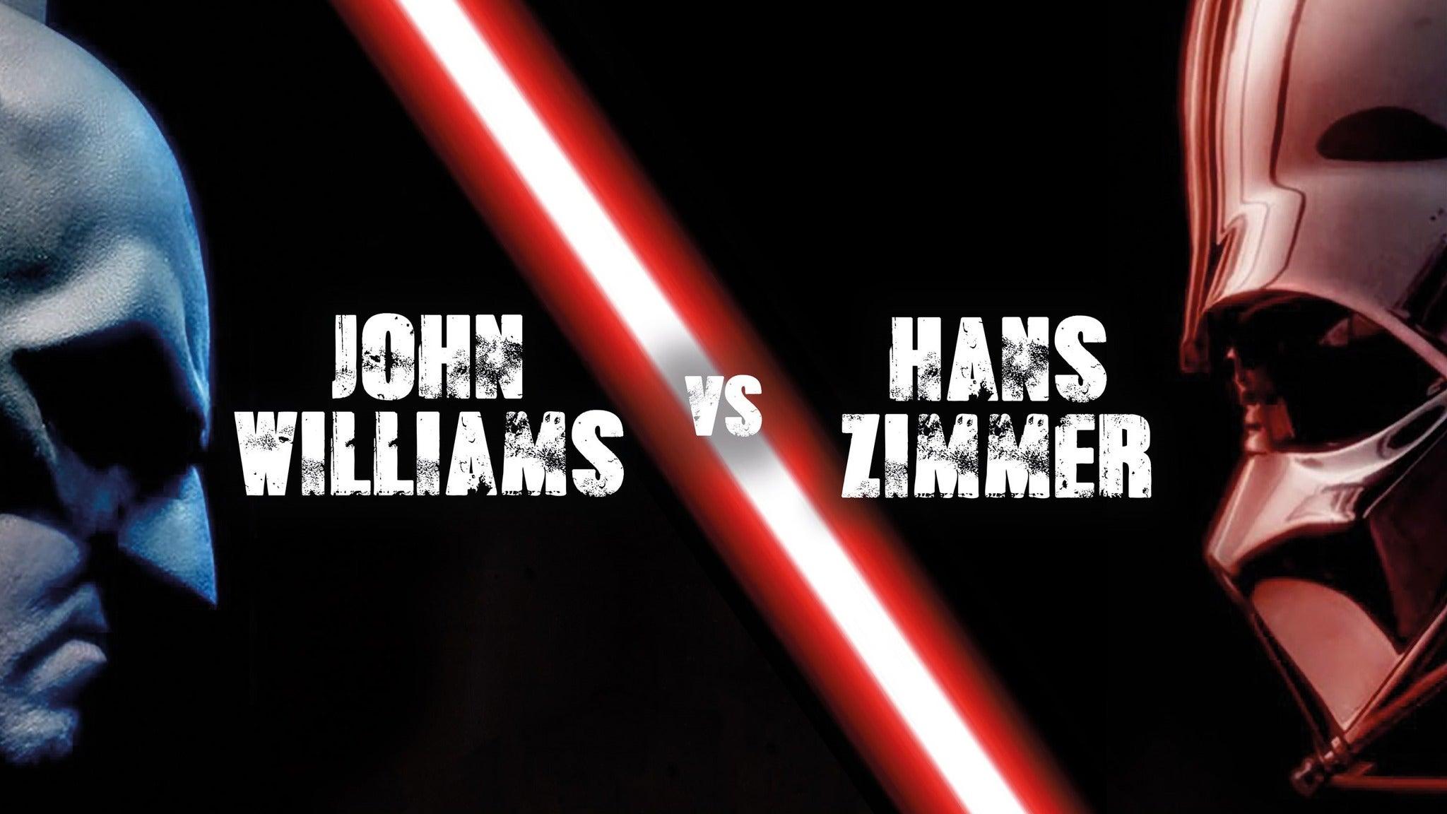 Zimmer vs Williams