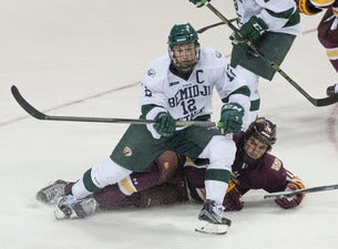 Bemidji State Beavers Mens Hockey vs. Merrimack College Hockey