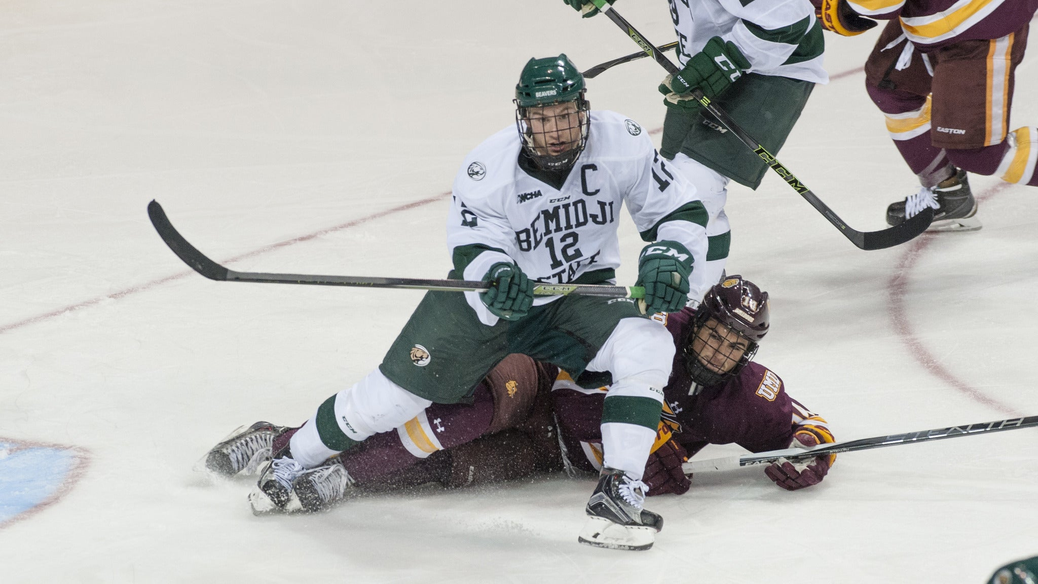 Bemidji State Beavers Mens Hockey vs. Northern Michigan - Bemidji, MN 56601