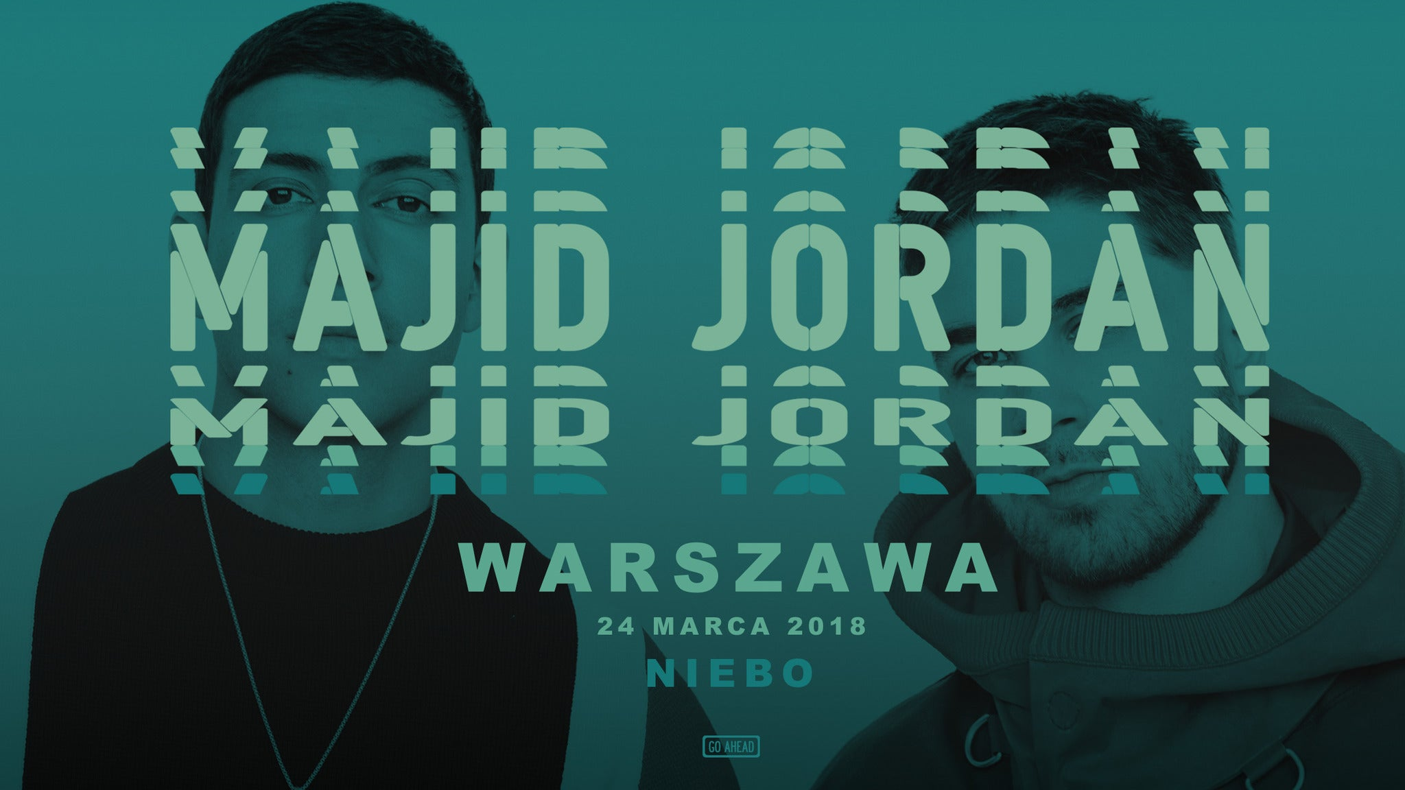 Majid Jordan at The Wiltern - Los Angeles, CA 90010