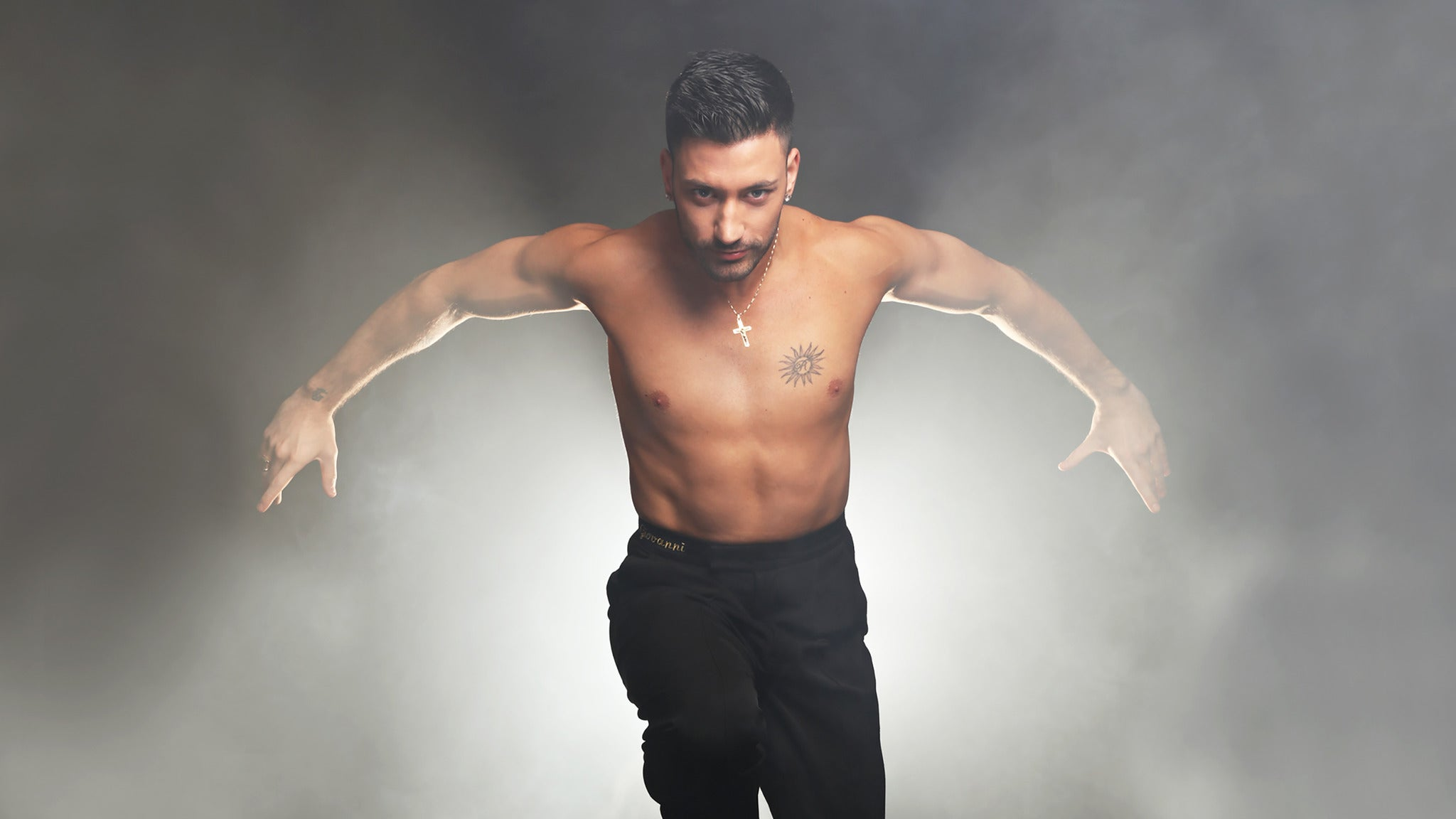Giovanni Pernice - This Is Me tickets (Copyright © Ticketmaster)
