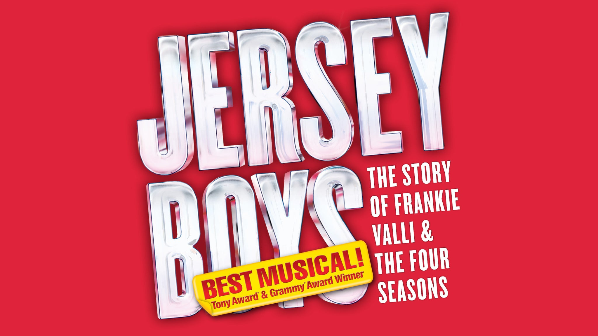 Jersey Boys (Touring) at Macon Centreplex Coliseum