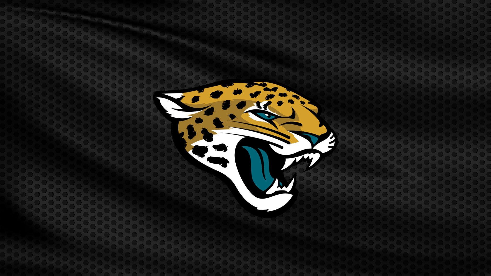 Jacksonville Jaguars INAUGURAL YEAR,1995 Jaguars Logo 6 Pack w// Holder---NOS