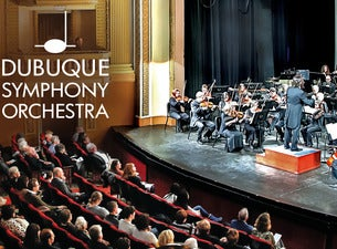 Dubuque Symphony Orchestra: Holiday Family Concert