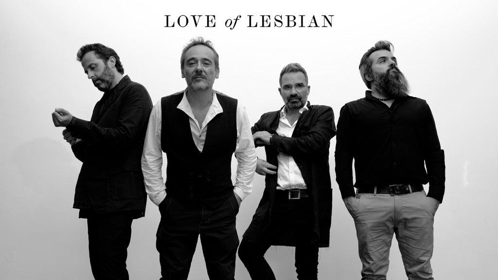 Hotels near Love of Lesbian Events