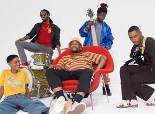 Power 102.9 Presents The Internet – Hive Mind Tour