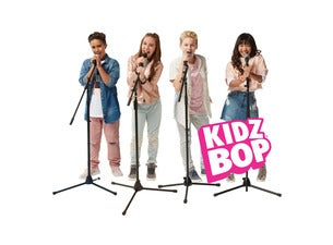 Premium Box & Deck Seats: Kidz Bop Kids