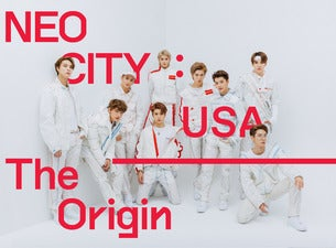 NCT 127 World Tour Neo City: Houston - The Origin