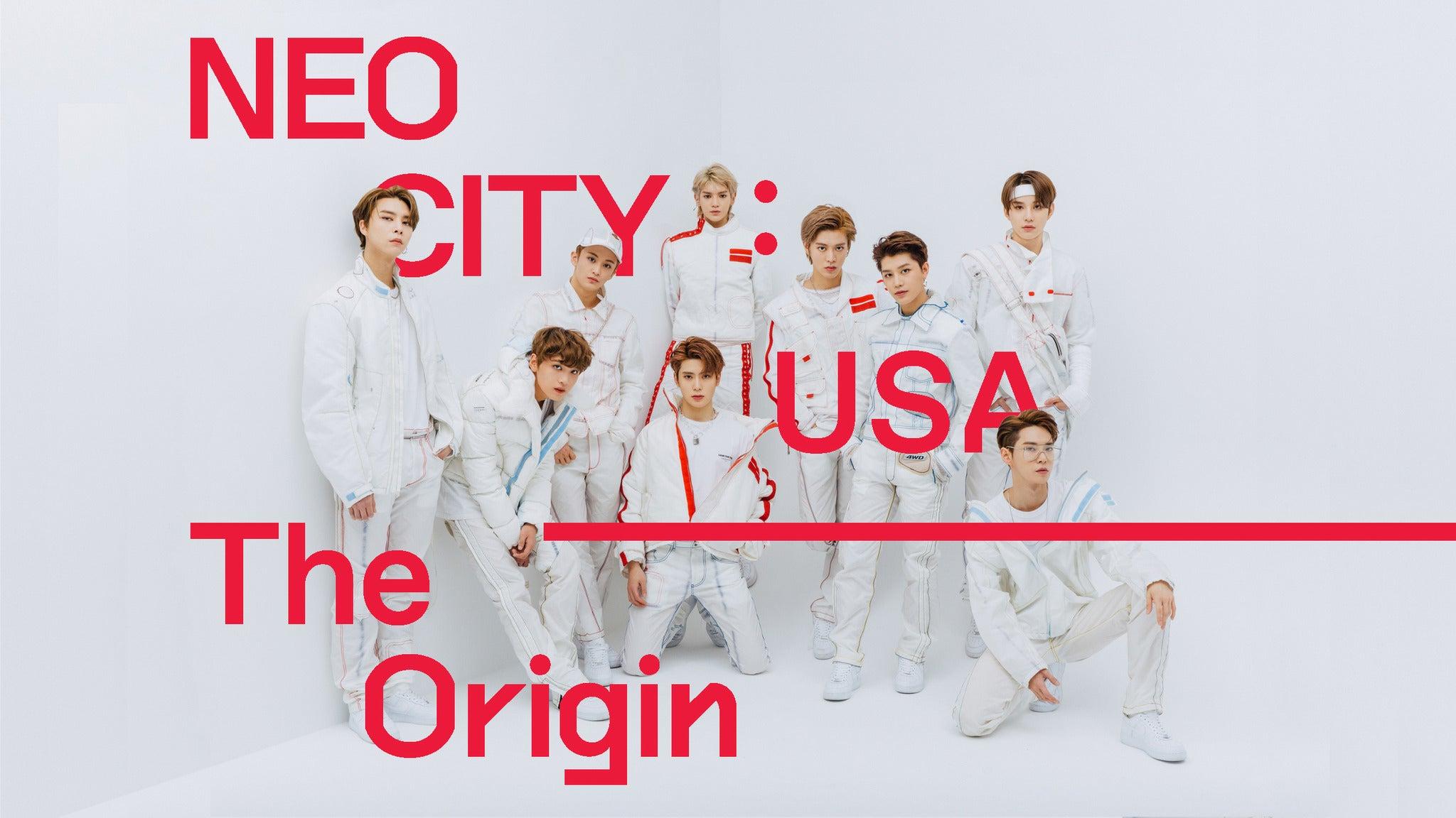 NCT 127 WORLD TOUR NEO CITY: ATLANTA - The Origin