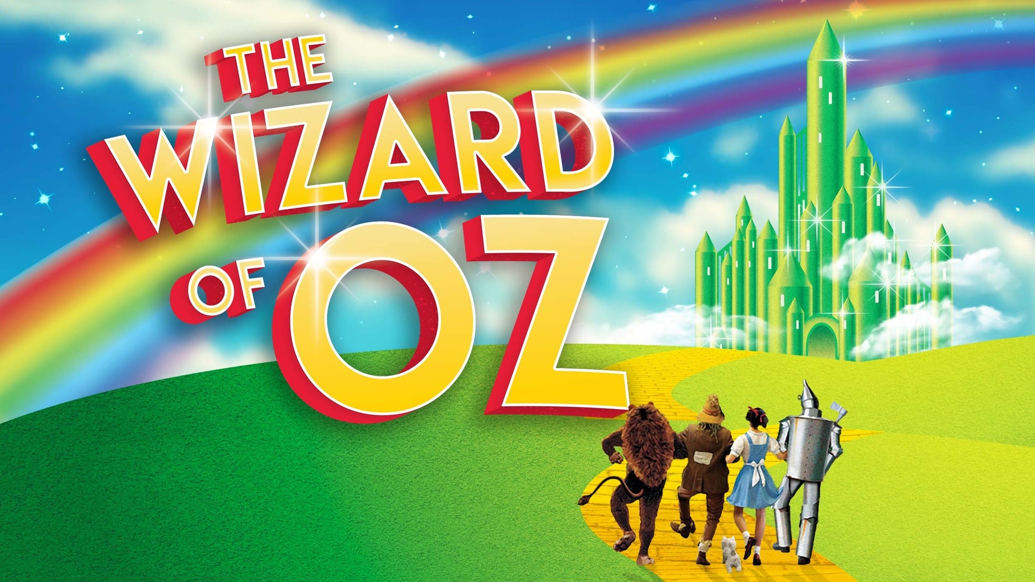Walnut Street Theatre's The Wizard of Oz