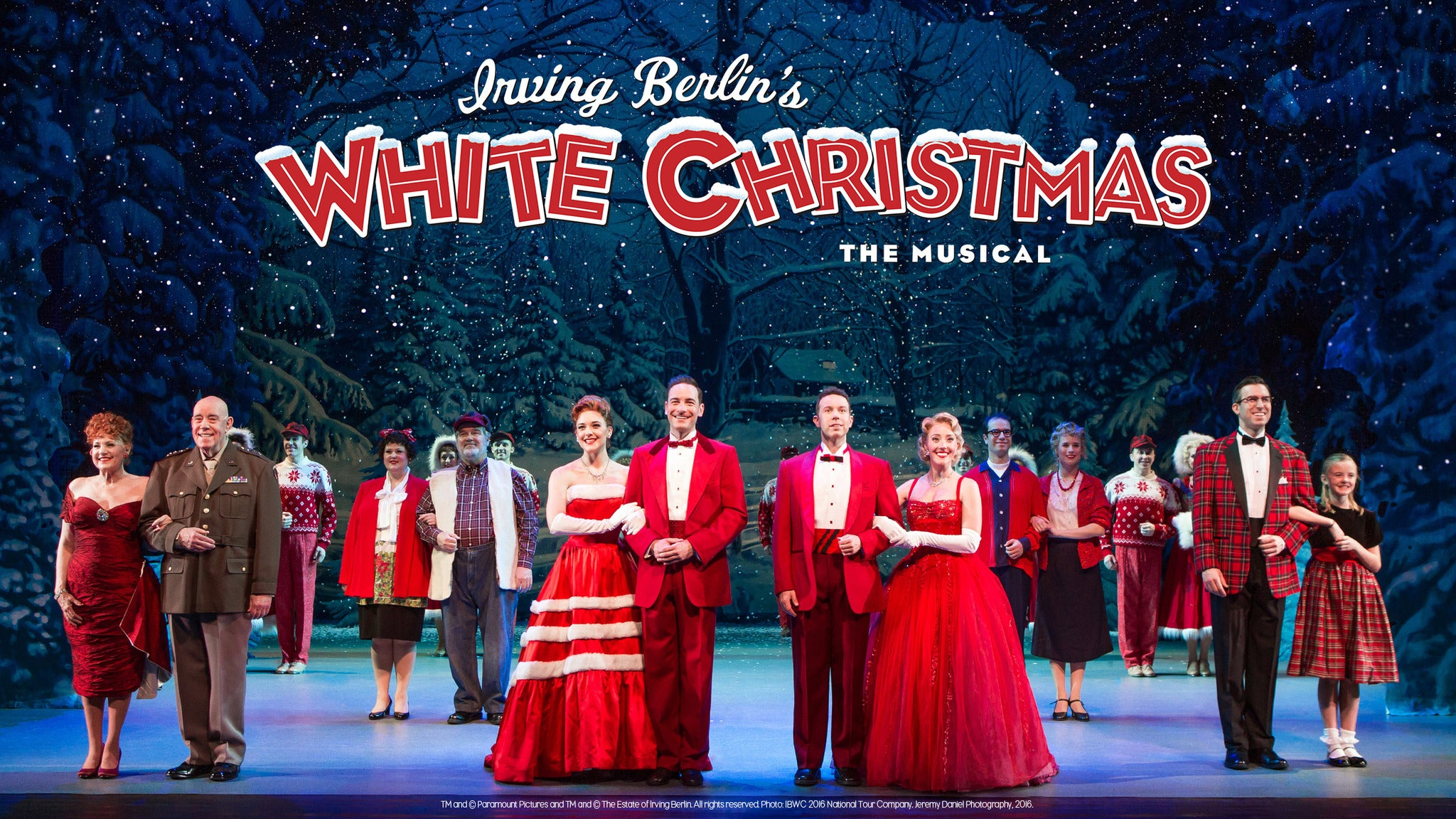 Irving Berlin's White Christmas (Chicago)