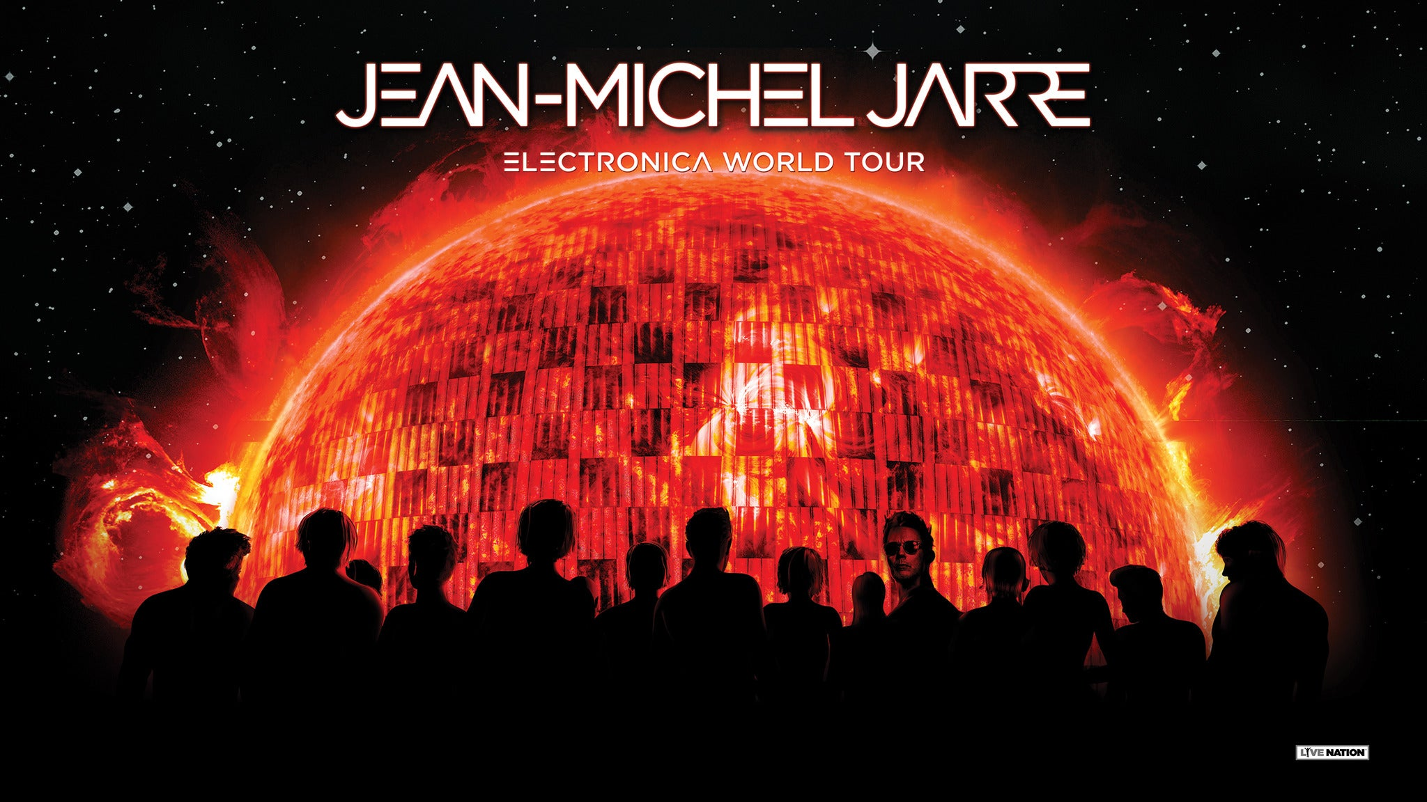Jean-Michel Jarre at Verizon Theatre at Grand Prairie