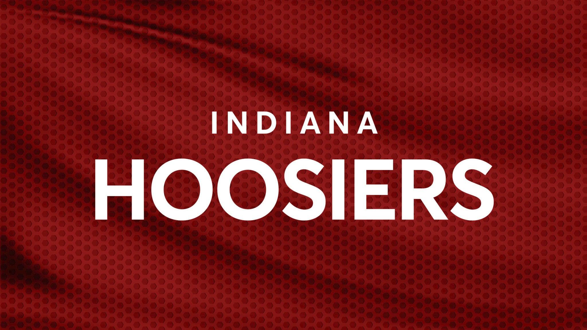 Indiana Hoosiers Baseball