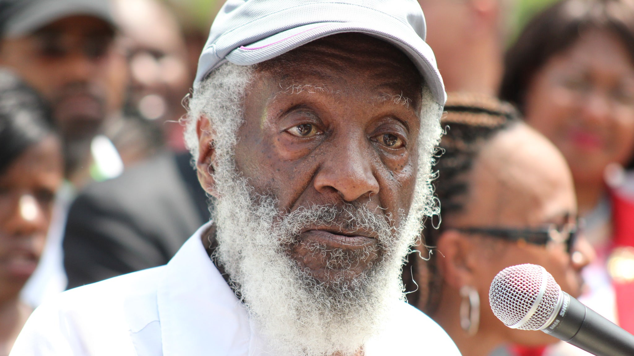 SORRY, THIS EVENT IS NO LONGER ACTIVE<br>Dick Gregory at Hollywood Improv (The Main Room) - Hollywood, CA 90046