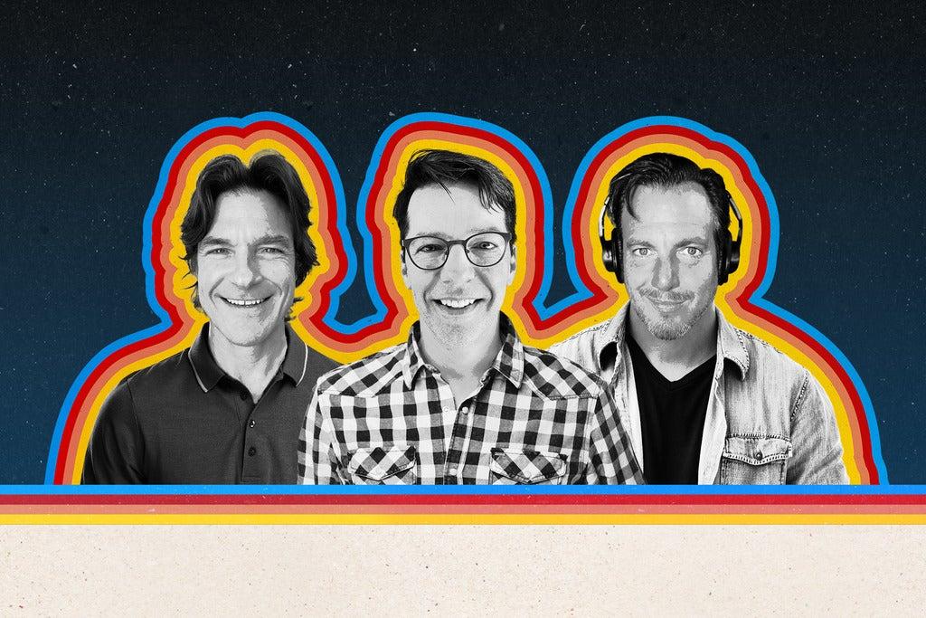 SmartLess Tour Live with Jason Bateman, Sean Hayes, & Will Arnett