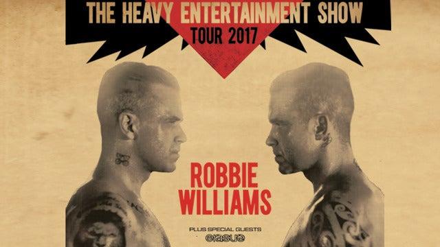 Robbie Williams   Platinum Tickets