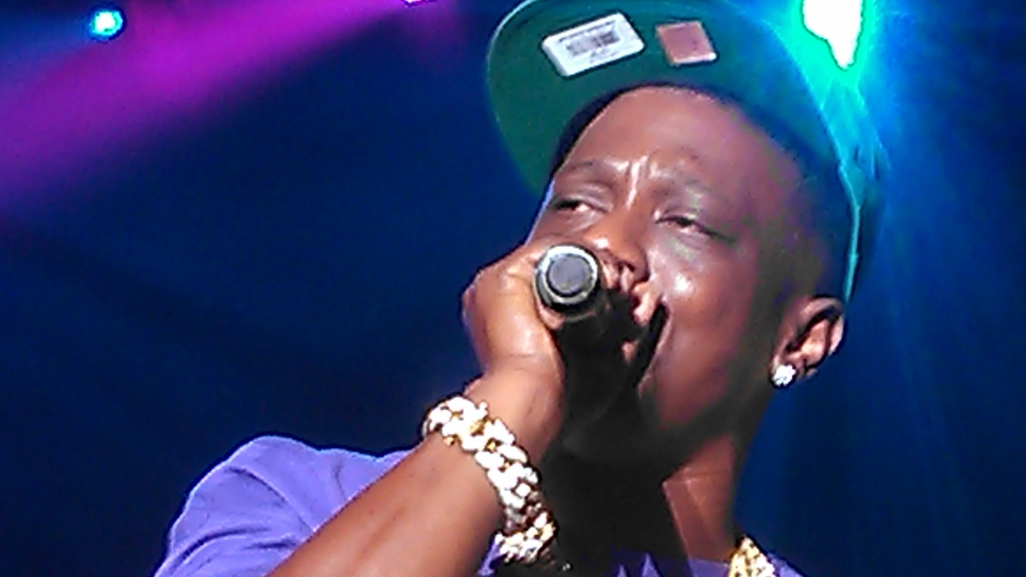 The Empire Summer Heat Concert with Lil' Boosie and Plies