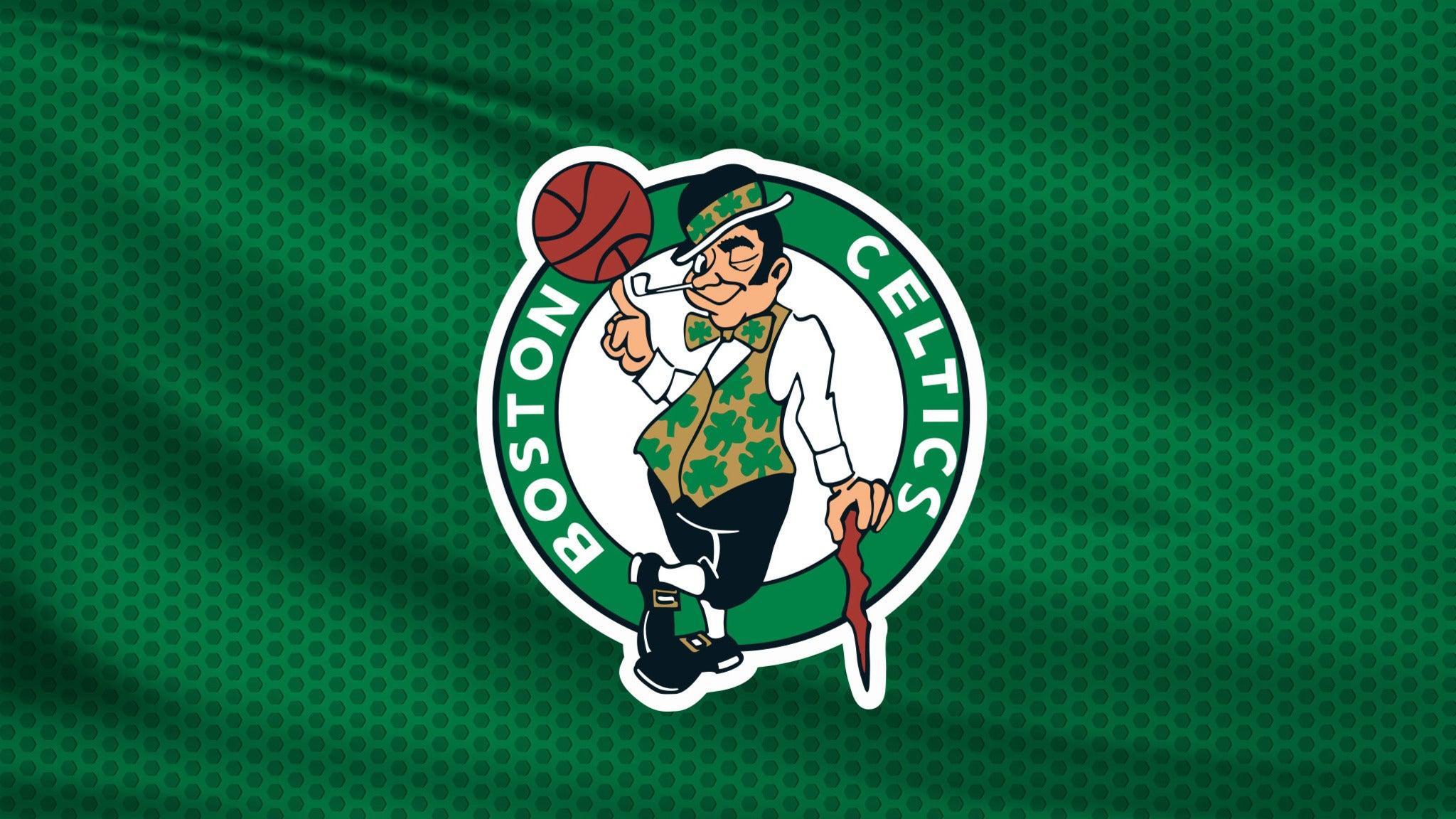 Boston Celtics Tickets 2020 Nba Tickets Schedule Ticketmaster