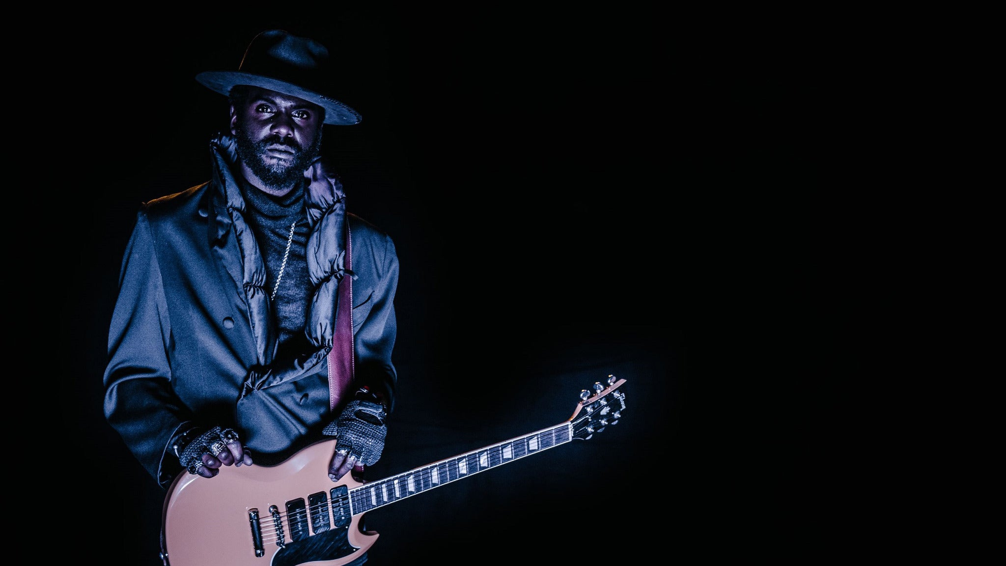 Gary Clark Jr. at James Devin Moncus Theater