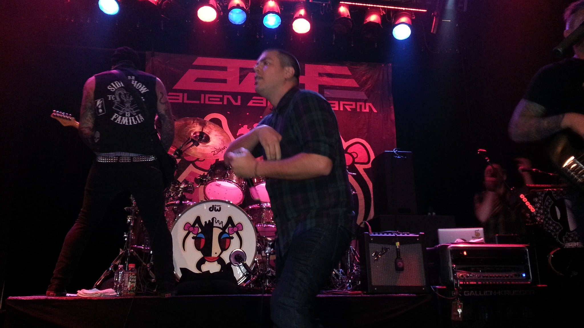 Alien Ant Farm at Whisky A Go GO