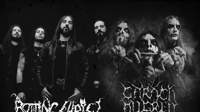 Rotting Christ with special guests at Brick by Brick