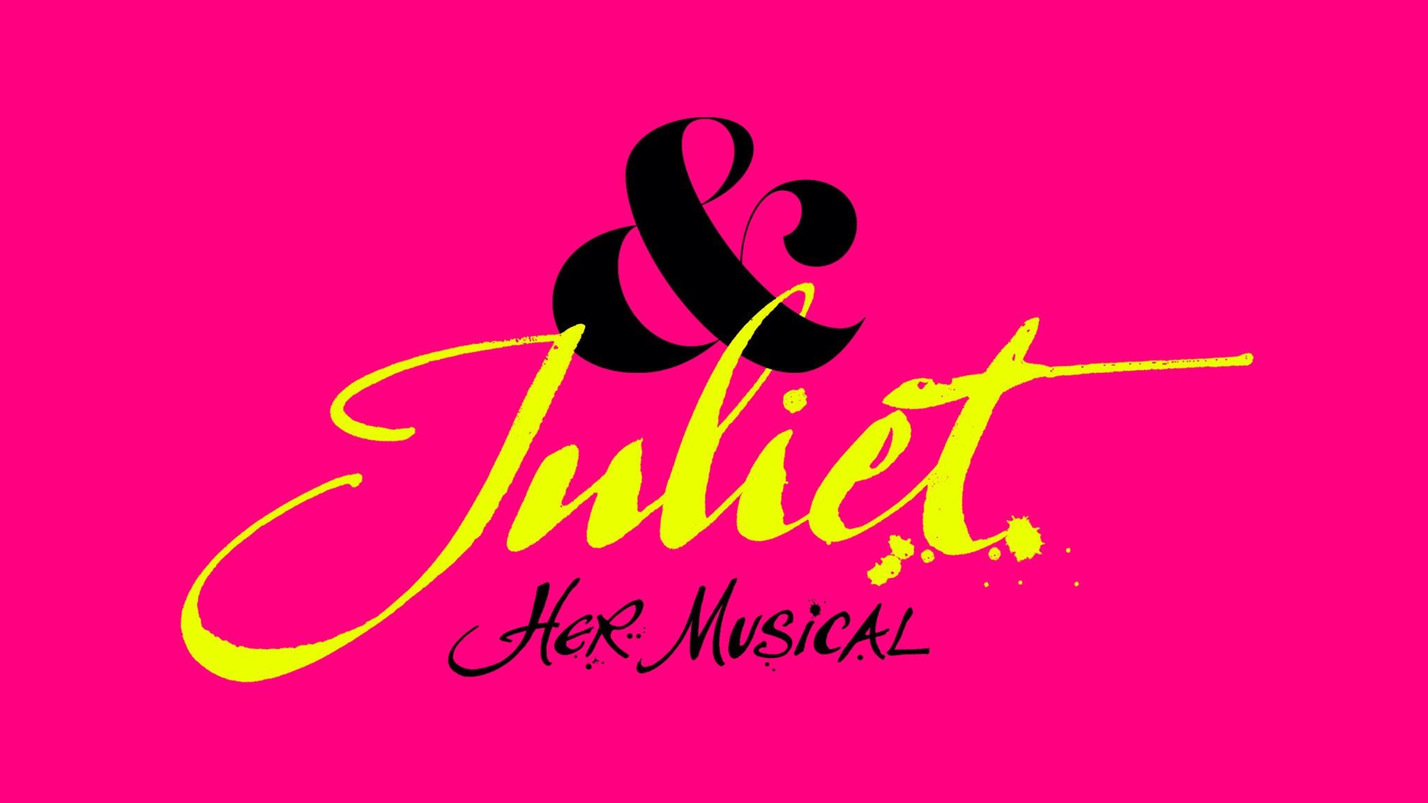 & Juliet Event Title Pic