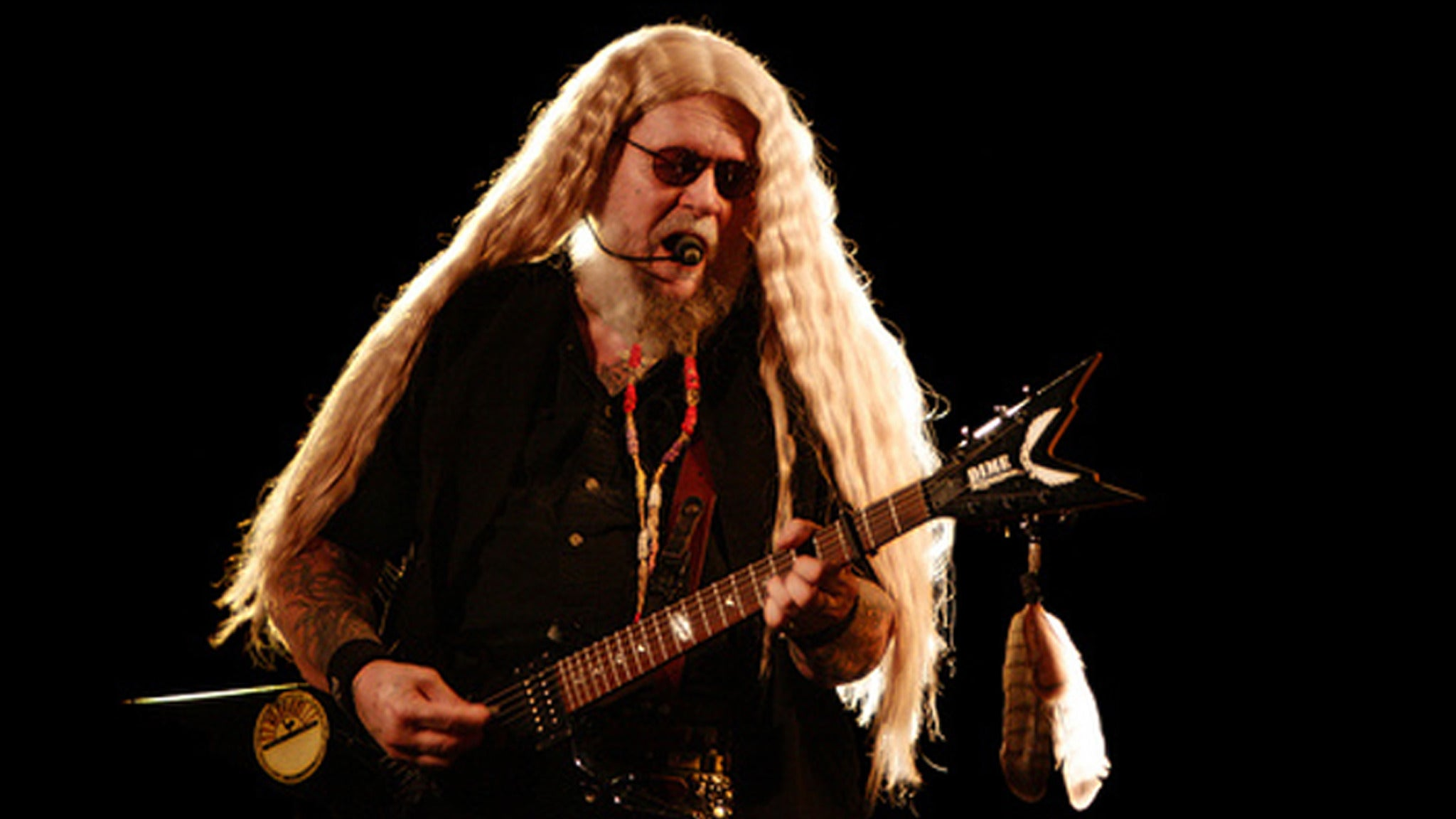 David Allan Coe at Vinyl Music Hall