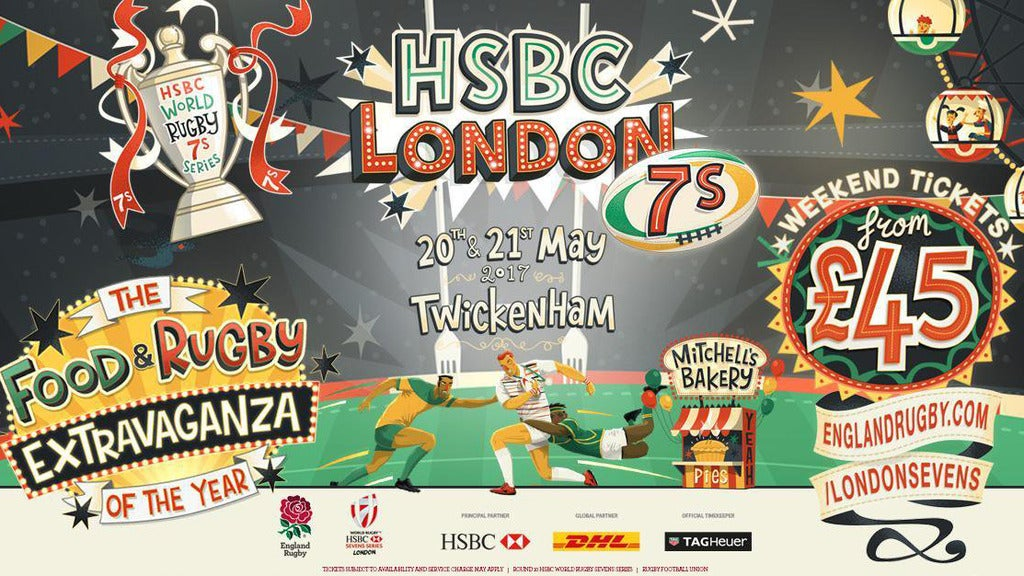 HSBC London Sevens (Group Stages) Event Title Pic
