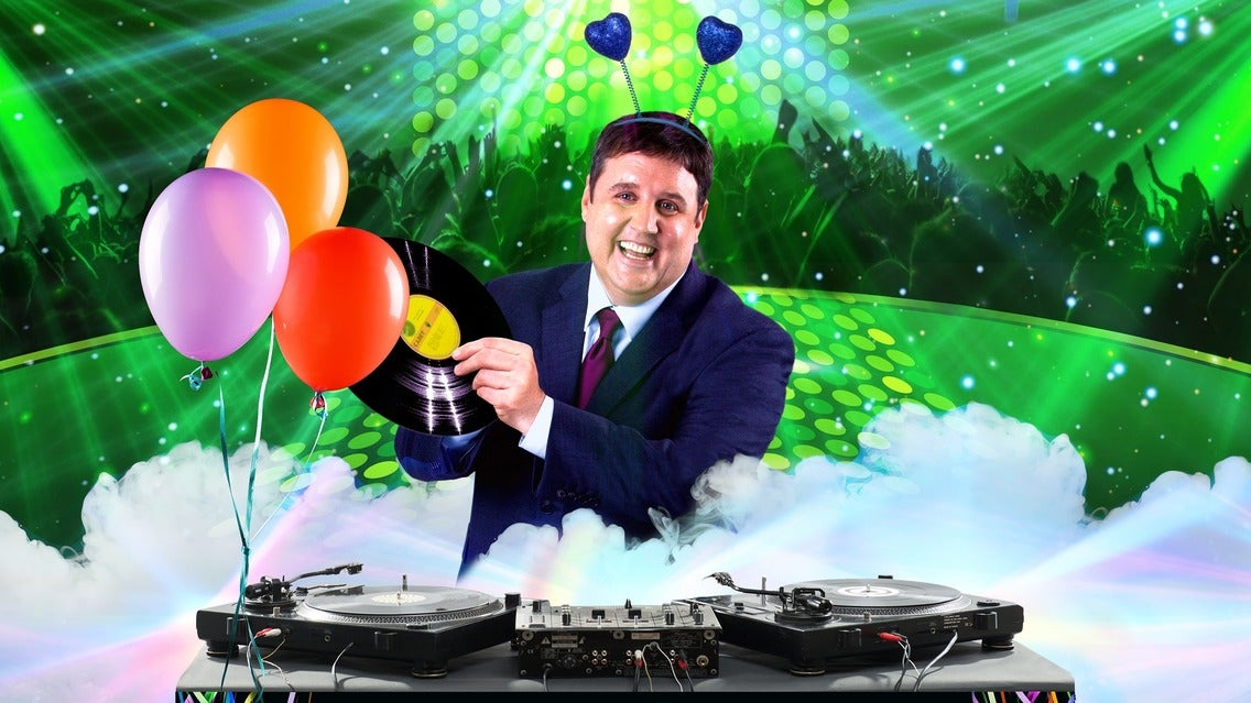 Peter Kay's Dance For Life Event Title Pic