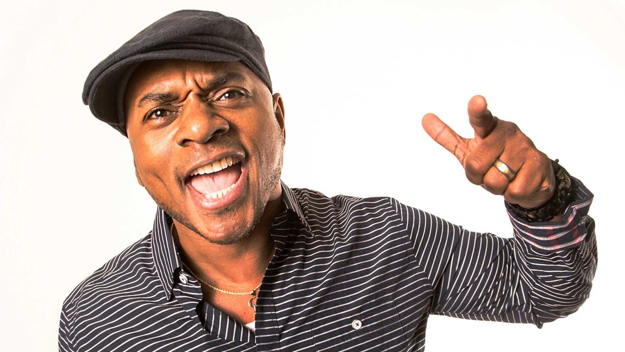 Tony Roberts at Punch Line Comedy Club - Sacramento