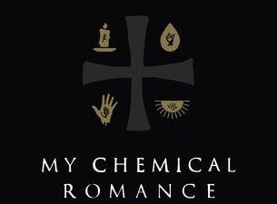 My Chemical Romance Stadium MK Seating Plan