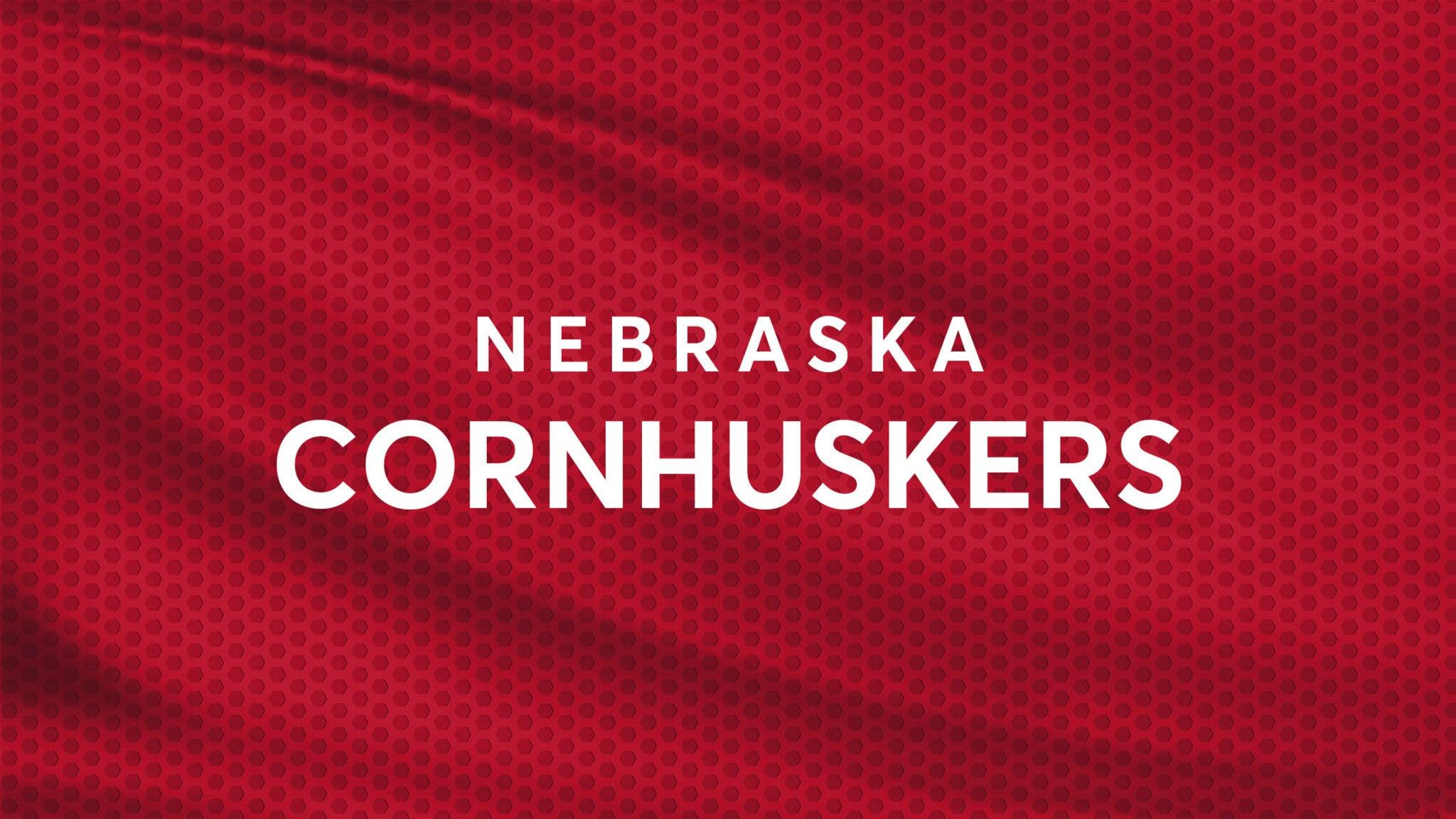 Nebraska Cornhuskers Baseball